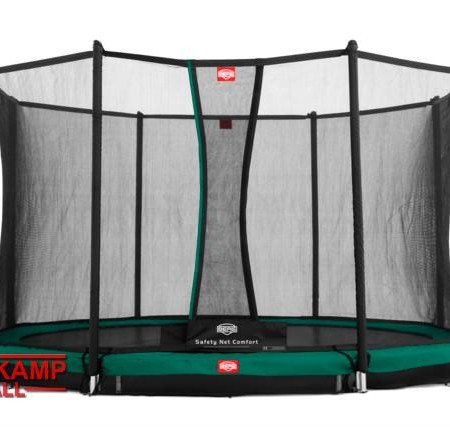 BERG InGround Favorit + Safety Net Comfort 2015