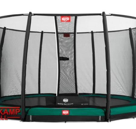 BERG InGround Champion + Safety Net Deluxe 2015