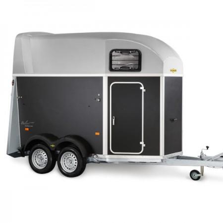 Paarden trailer 1,5 paard verhuur
