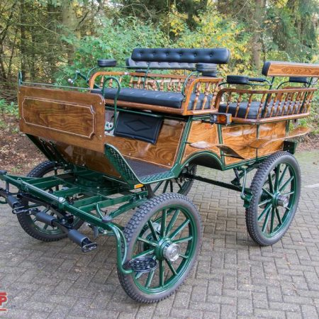 Koets Pallene-06345 voskamp hall Recreatiewagen 6 persoons