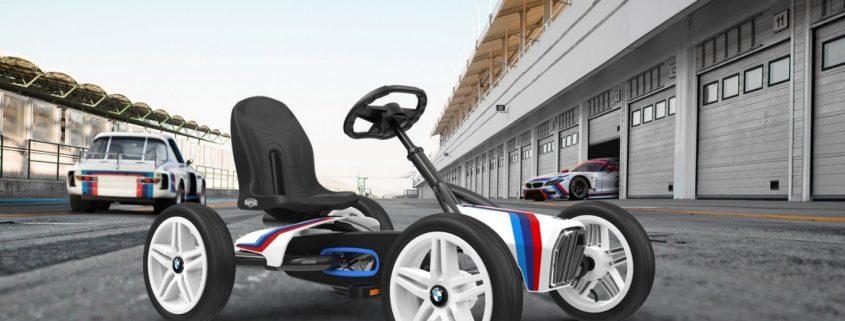 BMW skelter Berg Toys