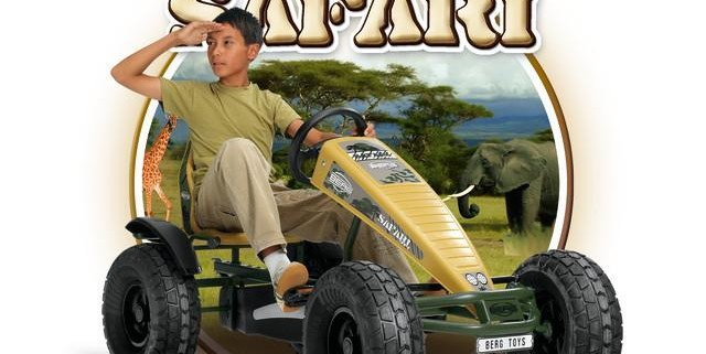 BERG Safari model