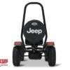 Jeep Expedition Pedal Go kart BFR-3 backside