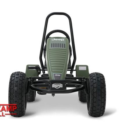 Jeep Expedition Pedal Go kart BFR-3 frontside
