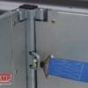 Bindhaak voor de spanband bij opzetborden_aanhangwagen_anssems