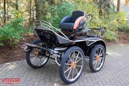 36 Aroldo Koets marathonwagen Voskamp Hall in Eerbeek 06117 voskamp hall