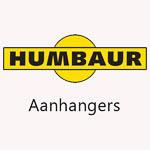 Humbaur aanhangers Voskamp Hall
