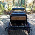 Koets Boheme 06228 voskamp hall recreatiewagen 2 span