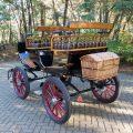 Koets Boheme 06229 voskamp hall recreatiewagen 4 persoons