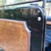 Koets Boheme 06231 voskamp hall recreatiewagen hout met metaal