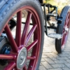 Koets Boheme 06232 voskamp hall lijn profiel banden recreatiewagen