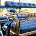 Koets Boheme 06238 voskamp hall marathonwagen koets bokbank met molenrem