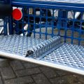 Koets Narvi-06200 voskamp hall marathonwagen met anti glij profiel