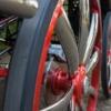 Koets Neptunus-06311 voskamp hall RVS wielen met hard profiel