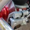 Koets Neptunus-06315 voskamp hall Remklauw met remschijf