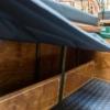 Koets Pallene-06353 voskamp hall opberg vak met rubberen noppen vloer