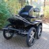 marathonwagen koets-06159 voskamp hall Zwart met RVS