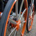 marathonwagen koets-06294 voskamp hall RVS velgen met harde banden