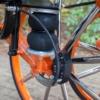 marathonwagen koets-06303 voskamp hall Luchtvering op de oranje koets