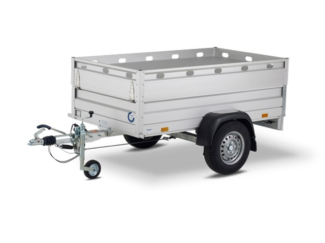 Bagage / Deksel/ Montagewagen