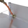 Hapert-Cobalt-HB-1 open achterklep en bind haak