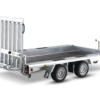 Hapert-Indigo-LF-2 transporter met oprijplaat omhoog