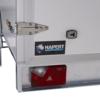 Hapert-sapphire-L-1 Gesloten aanhangwagen detail achterkant