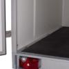 Hapert-sapphire-L-1 Gesloten aanhangwagen met sandwich panelen