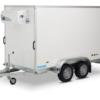 Hapert-sapphire-L-2 Gesloten aanhangwagen koelwagen met koel unit