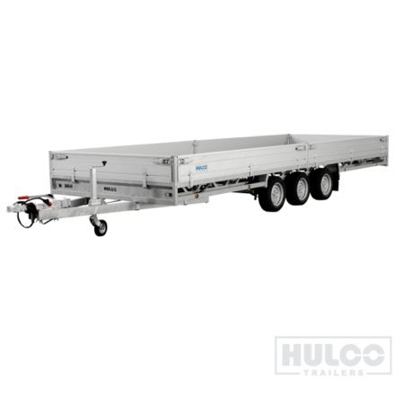 Hulco Medax triedem Plateauwagen