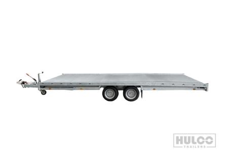 Hulco Carax 2 asser tandem