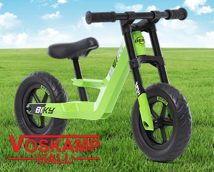Berg biky mini green
